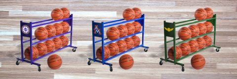 Ball Rack - Marquee Slide