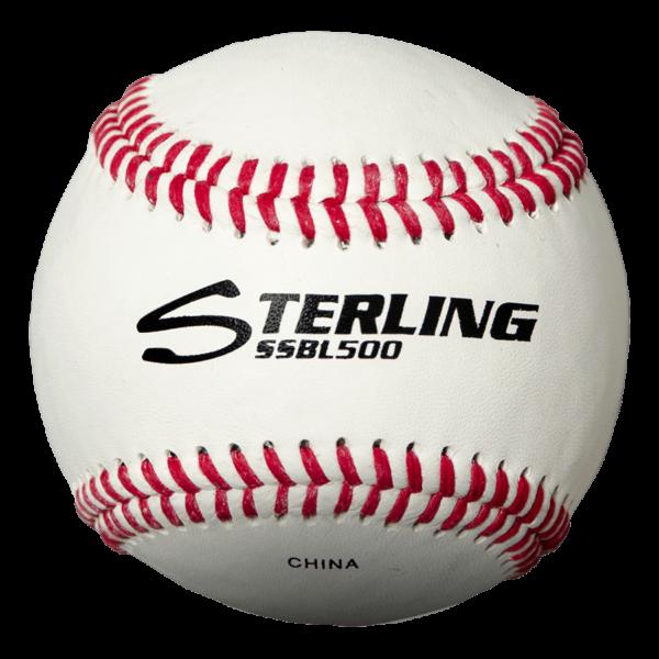 Club Full Grain Leather Baseball