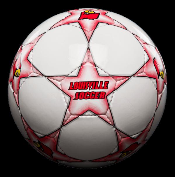 Custom Club Level Match Play Soccer Ball - Example 3