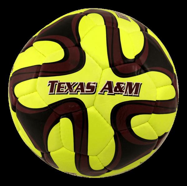 Custom Club Level Match Play Soccer Ball - Example 5