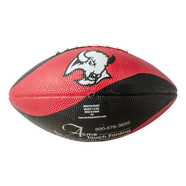 Custom Rubber Camp Football - Example 4