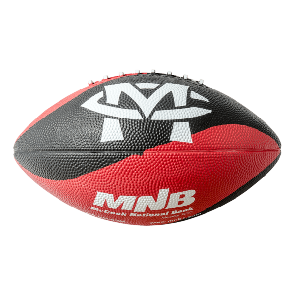 Custom Rubber Camp Football - Example 5
