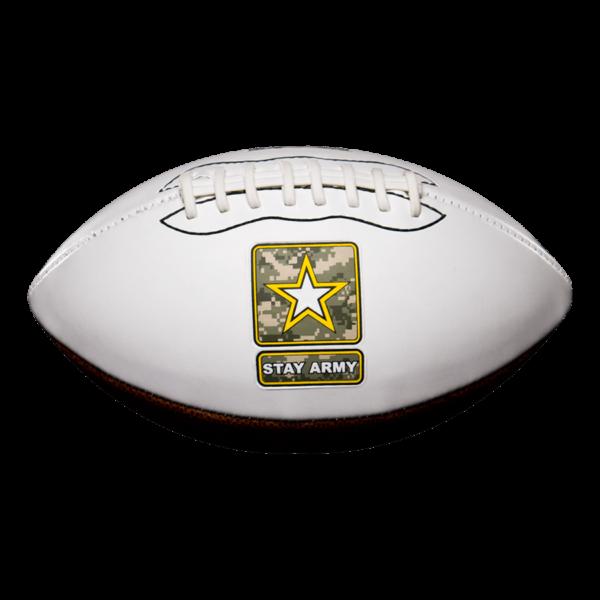Custom Signature Football Example 1