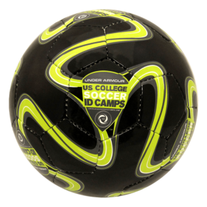 Custom Sparta Level Game Grade Soccer Ball - Example 5