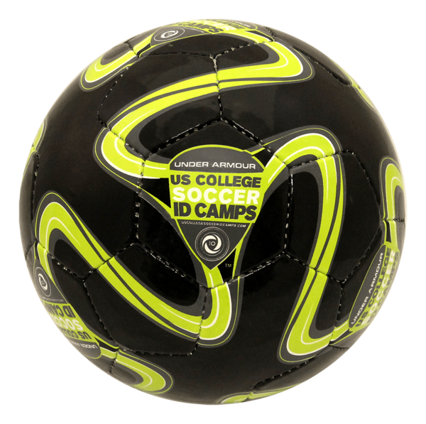 Custom Sparta Level Game Grade Soccer Ball - Example 5
