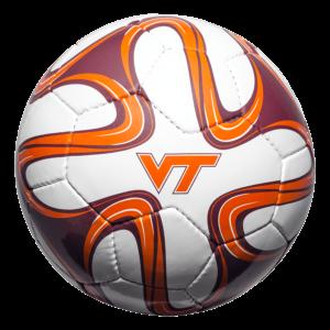 Custom Star Level Hand-Sewn Soccer Ball - Example 1
