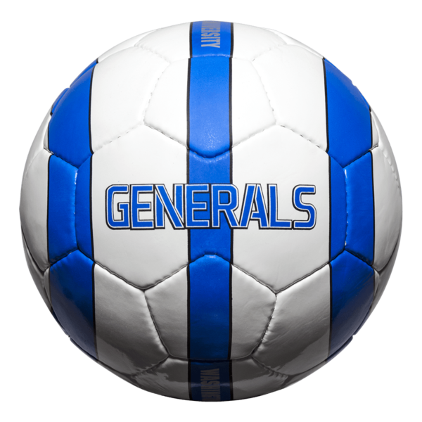 Custom Star Level Hand-Sewn Soccer Ball - Example 5