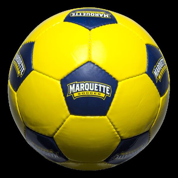Custom Star Level Hand-Sewn Soccer Ball - Example 6