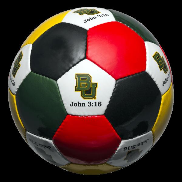 Custom Star Level Hand-Sewn Soccer Ball - Example 7
