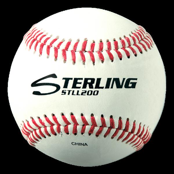 Little League Full Grain Leather Baseball