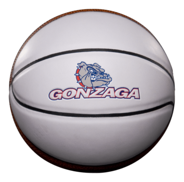 Mini Custom Signature Basketball - Example 1