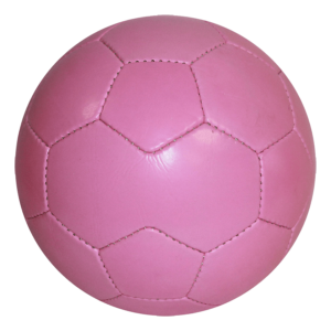Pink Wold Cup Hand-Sewn Soccer Ball