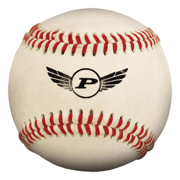 Speed Print Little League Leather Baseball - Example 1