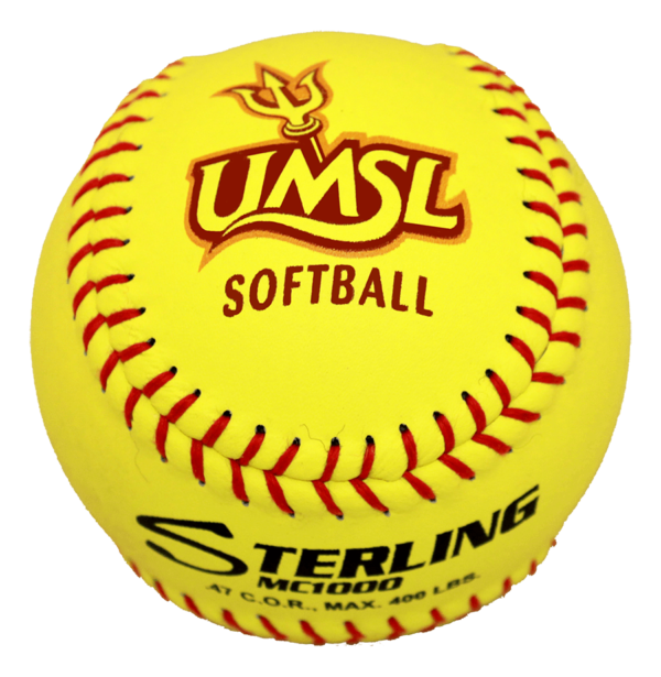 Speed Print MC1000 FastPitch Game Leather Softball - Example 10
