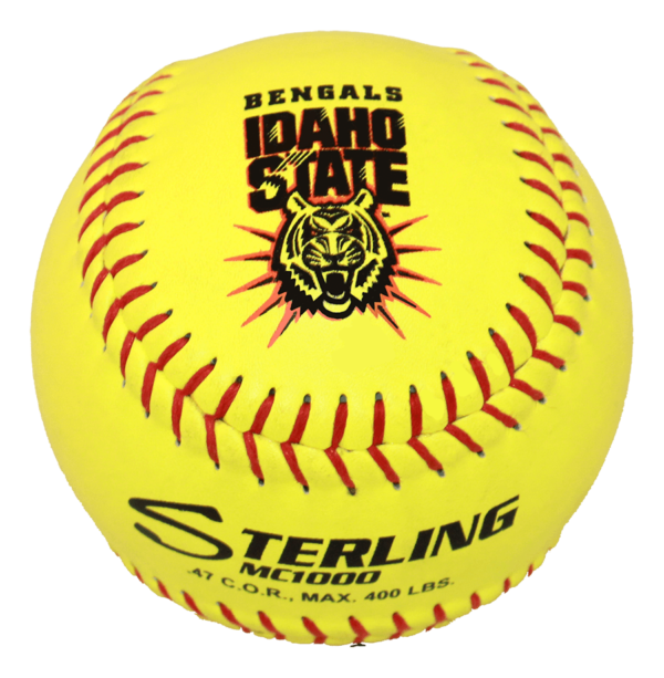 Speed Print MC1000 FastPitch Game Leather Softball - Example 14