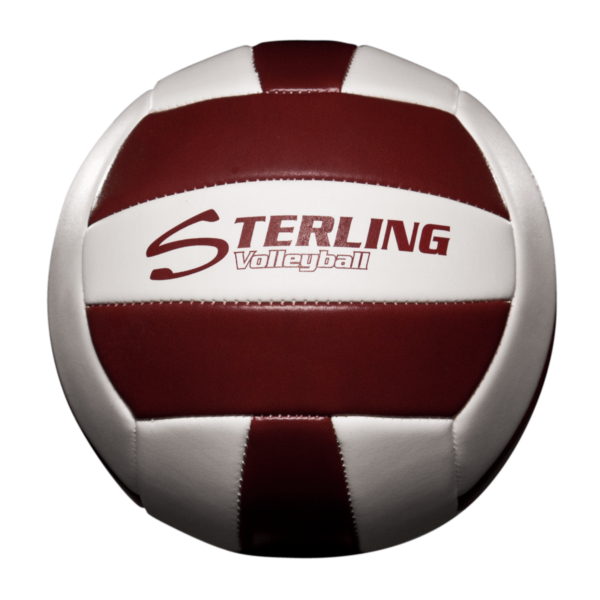 Status Xcel Camp Volleyball - Maroon White