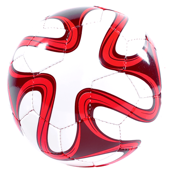 World Cup Hand-Sewn Soccer Ball - White/Red