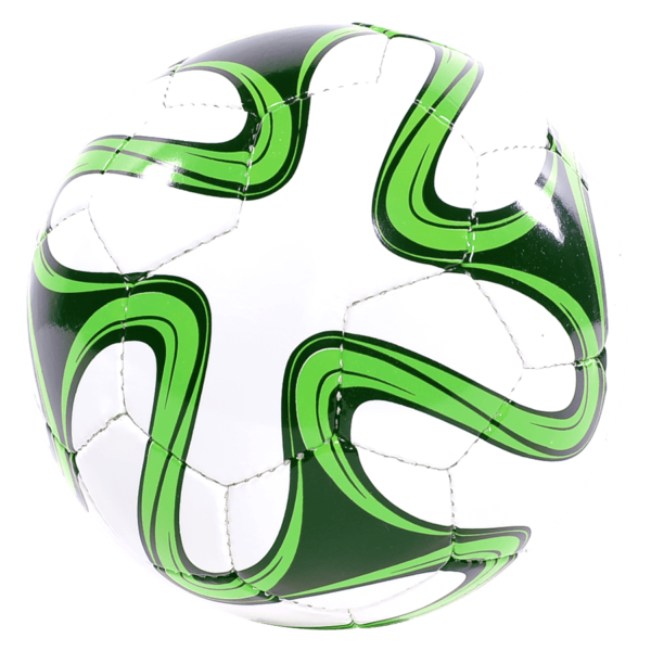World Cup Hand-Sewn Soccer Ball - White/Green