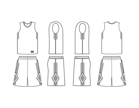 Basketball – Style 17