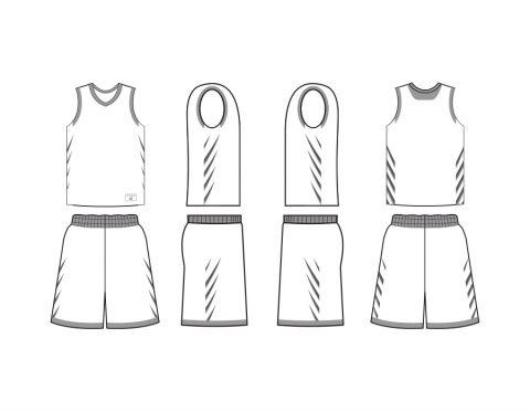 Basketball – Style 8