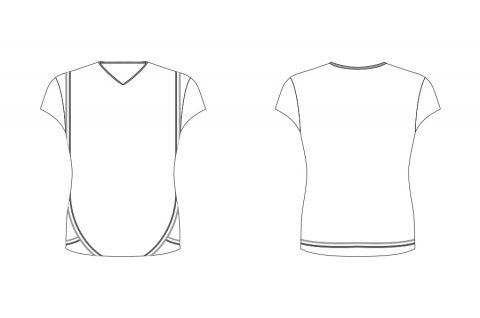 Cap Sleeve – Style 18