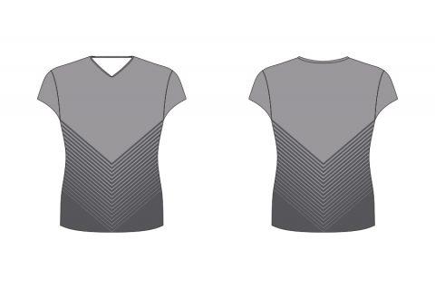 Cap Sleeve – Style 2