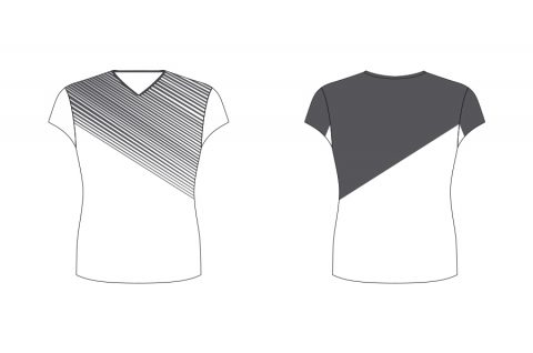 Cap Sleeve – Style 25
