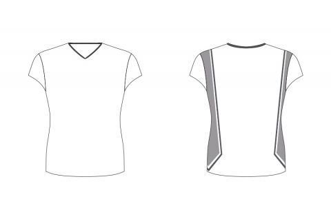 Cap Sleeve – Style 26