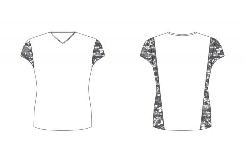 Cap Sleeve – Style 27